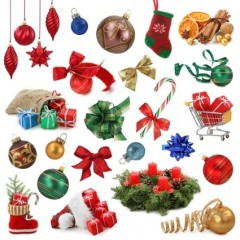 a_variety_of_christmas_items_definition_picture_170241