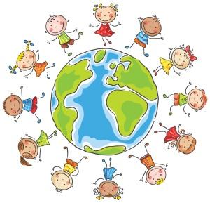 children-globe-istock
