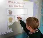 apple graph - Fillip