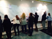St Johns international school parents line drawing their child's favourite story3