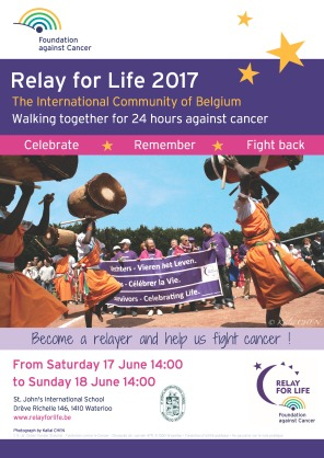 Relay for Life A6 Posters