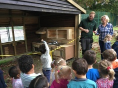 opening of our mud kitchen (1)
