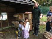 opening of our mud kitchen (3)