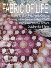Fabric of Life -poster copy
